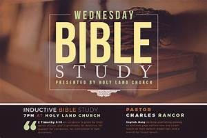 Booklet Template For Word Bible Study Flyer Template Creative Flyer Template And