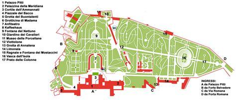 Ingresso Giardino Di Boboli Il Giardino Di Boboli A Firenze Tuscany Planet