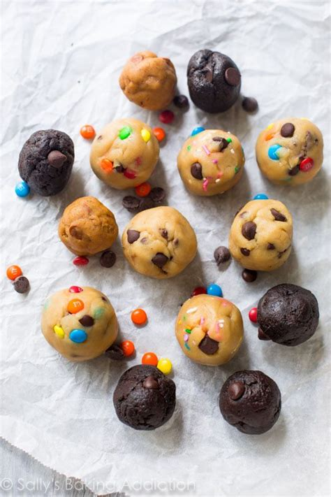 Hello happy holidays i was wondering if this cookie dough batch is freezable? How to Freeze Cookie Dough - Sallys Baking Addiction