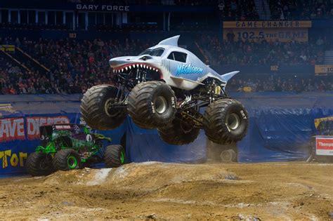monster truck show in anaheim ca monster jam crushes through angel stadium of anaheim