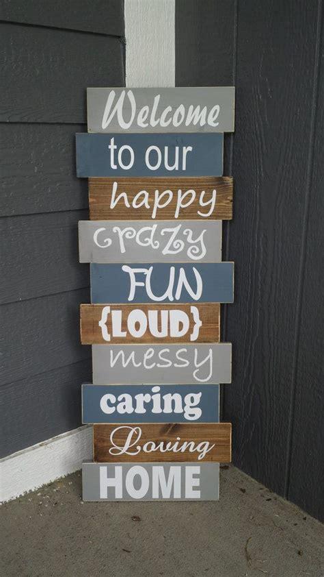 Fall Front Porch Decor Crazy Fun Sign Outdoor