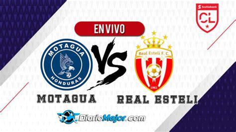 Motagua vs Real Estelí EN VIVO ONLINE, Hora Y Donde Ver ...