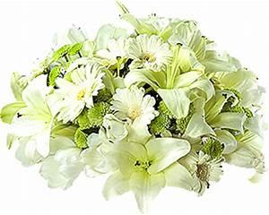 Vase Rond Transparent : bouquet de fleurs blanches trendy fleurs blanches bouquet de fleurs fleurs with bouquet de ~ Teatrodelosmanantiales.com Idées de Décoration