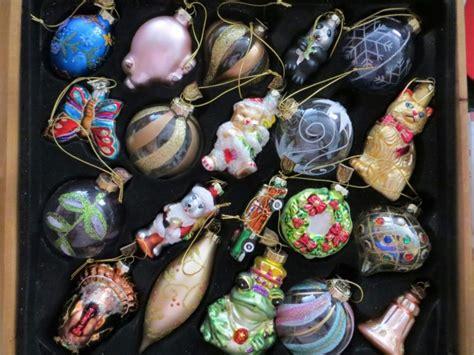 thomas pacconi christmas ornaments shop collectibles