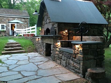 pizza oven fireplace oven grill outdoor kitchen oven