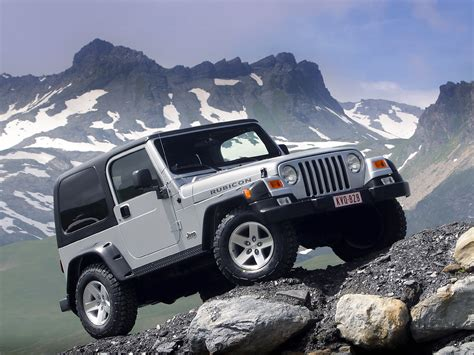 Jeep Wrangler Desktop Wallpaper