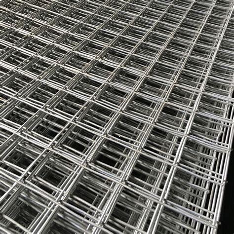 6ft galvanised wire mesh panels steel sheet metal welded 2