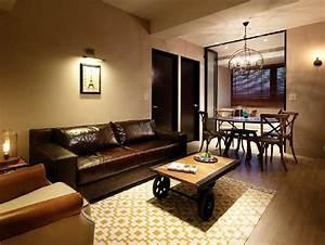 Appartement Rustique Moderne Par Studio Oj  U2014 D U00e9co Id U00e9es Blog