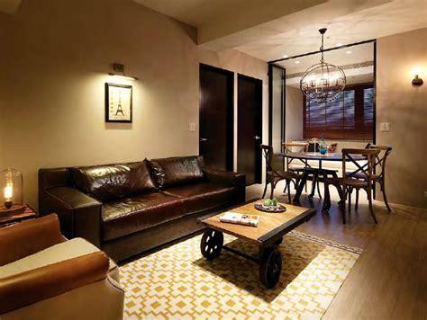 Modern Rustic Apartment by Studio Oj   InteriorZine