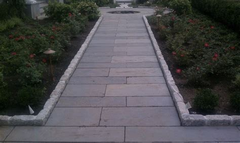 bluestone walkway patterns natural cleft pattern walkway bluestone natural cleft pinterest fonts natural and cool