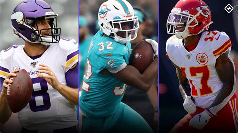 Week 6 NFL DFS Picks: Best value players, sleepers for ...