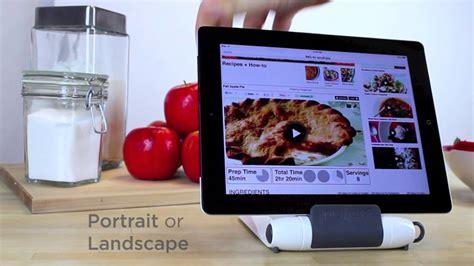tablette special cuisine support pour tablette i prep spécial cuisine