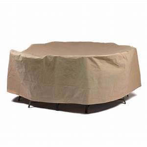 Waterproof patio covers get outdoor covers sears for Waterproof deck furniture covers