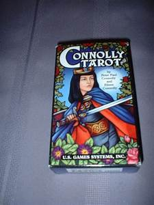 Details About Connolly Tarot Card Set