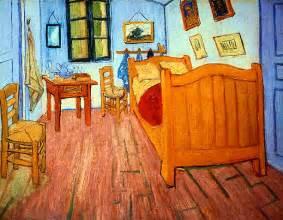 Chambre De Gogh ã Arles by La Chambre De Van Gogh A Arles