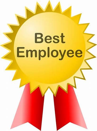 Employee Award Clipart Badge Reward Vector Awards