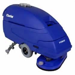 clarke focus 38 deluxe battery powered walk automatic floor scrubber