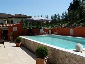 les piscines de l39estey couloir de nage salles les With amenagement autour d une piscine hors sol 4 construction pose vente amenagement de terrasses bois