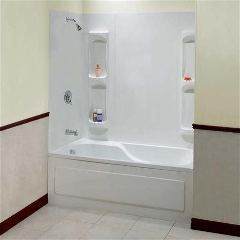 fiberglass shower fiberglass bathtub shower combo