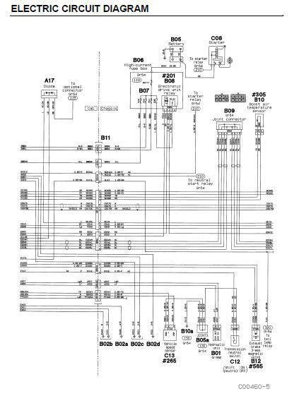 Mitsubishi Truck Wiring Diagram by 2007 Mitsubishi Fuso Official Service Repair Workshop