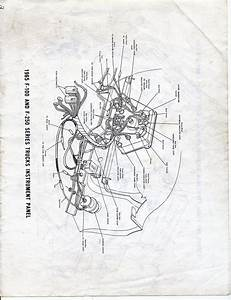 1965 F100 Instrument Panel Wiring Diagram