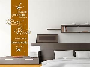 Banner, Gute, Nacht, Wandbanner, Von, Wandtattoo, Net