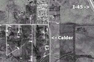 Calder Killing Fields Texas City