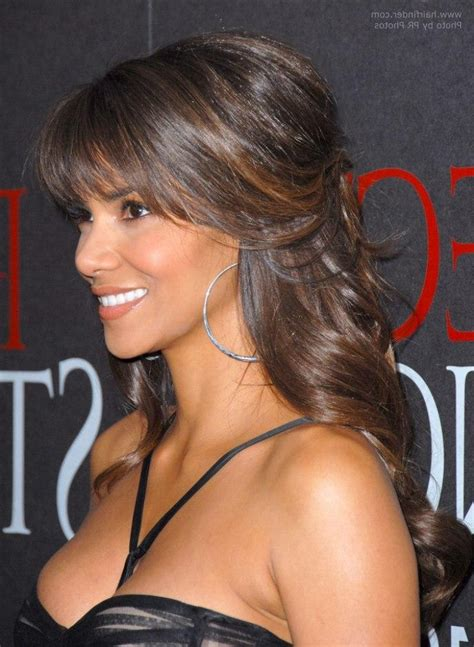 collection  halle berry long hairstyles