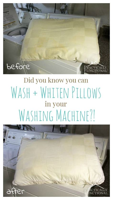 tex pillow cover washing best 25 whiten pillows ideas on wash pillows