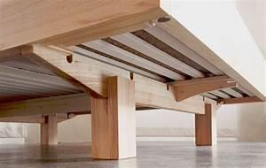 Schwebebett Selber Bauen : guut wenn das bett aus meisterhand kommt diy betten pinterest bettrahmen bett und betten ~ Indierocktalk.com Haus und Dekorationen