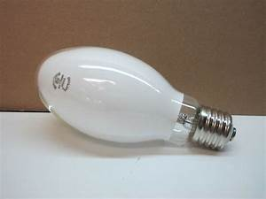 Safety Coated Light Bulbs Philips H39kc 175 Dx Mercury Vapor 175 Watt Coated Mogul