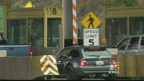 New Bay Area Bridge Toll System To Debut In January; Non ...