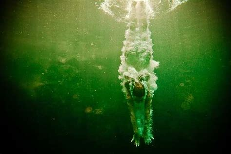 Haunting Underwater Photography OmniPhantasmic By Neil