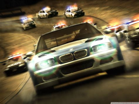 Need For Speed Most Wanted 4k Hd Desktop Wallpaper For 4k
