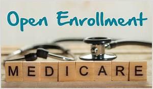 Medicare Open Enrollment For 2020