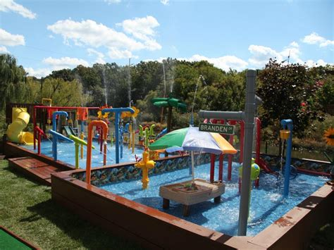 Backyard Water Park - backyard and entertaining diy