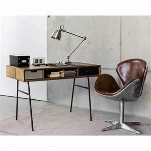 Bureau Maison Du Monde : maison du monde bureau vintage ventana blog ~ Teatrodelosmanantiales.com Idées de Décoration