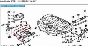 Honda Crv Fuel Line Replacement  Honda  Free Engine Image