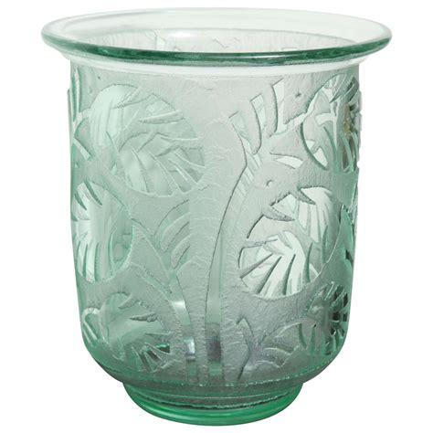deco vase daum nancy deco vase for sale at 1stdibs