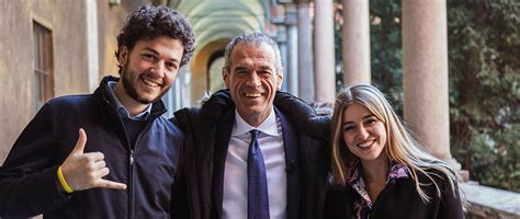 Cottarelli dialoga con gli studenti | Università Cattolica del Sacro Cuore