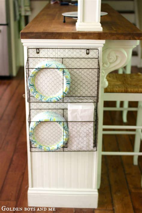 kitchen basket storage 65 ingenious kitchen organization tips and storage ideas 2293