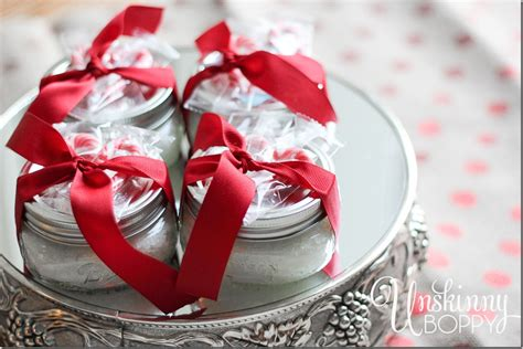 How To Make Diy Peppermint Sugar Scrub  Unskinny Boppy
