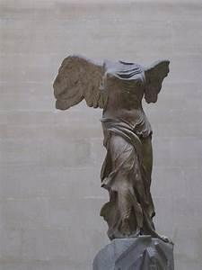 Winged Victory of Samothrace by crudinski on DeviantArt