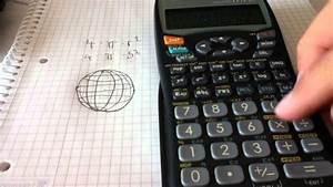 Kugel Umfang Berechnen : oberfl che einer kugel berechnen mathe anleitung youtube ~ Themetempest.com Abrechnung