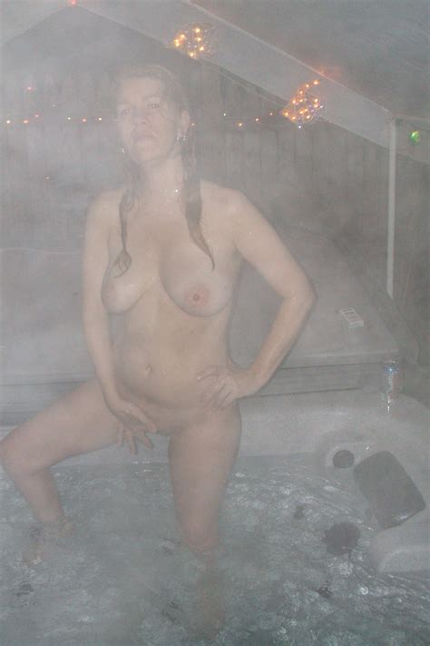 In Gallery Carla Smoking Hot Blonde Milf In Hot Tub Gives Oral Picture