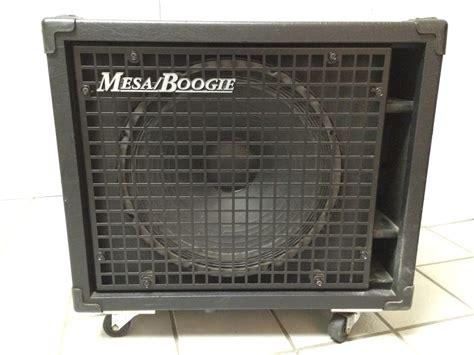 mesa boogie bass cabinet sold mesa boogie 1x15 diesel bass cab w ev speaker 400