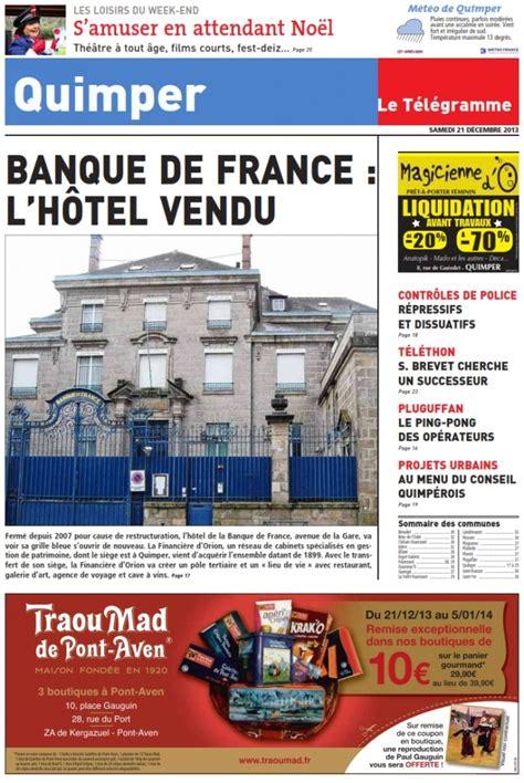 foto de La Banque de France VENDUE Le Quotidien Local LE