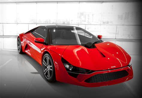 Dc Design Launches Avanti Sports Car In New Delhi
