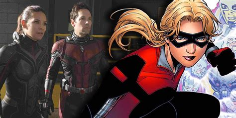 How Ant-Man and The Wasp Sets Up Ant-Man 3 | CBR