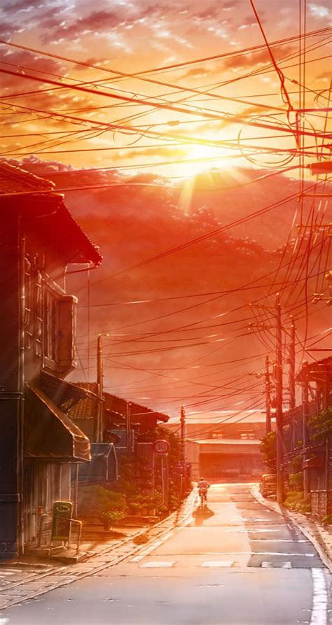 Anime City Scenery Wallpaper - best 25 anime scenery ideas on world